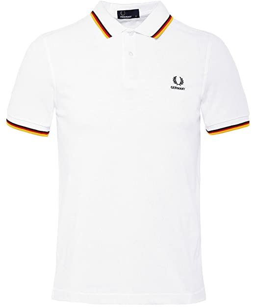 Fred Perry Polo Germany M4600 134 M4600: Amazon.es: Ropa y accesorios