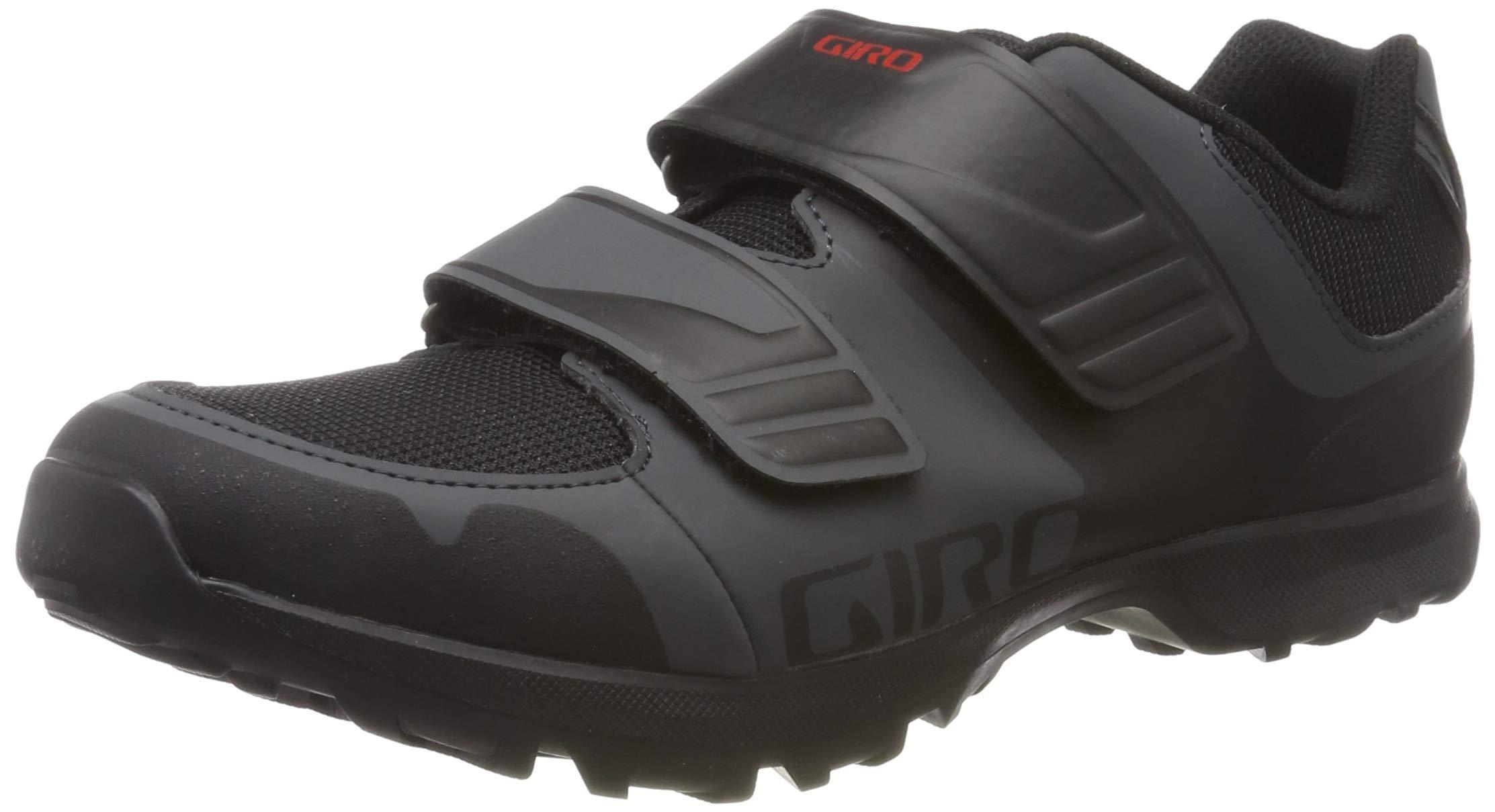 Giro Berm Cycling Shoes - Men's Dark Shadow/Black 42