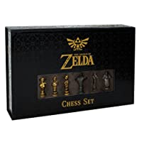 USAopoly Current Edition The Legend of Zelda Chess Board Game