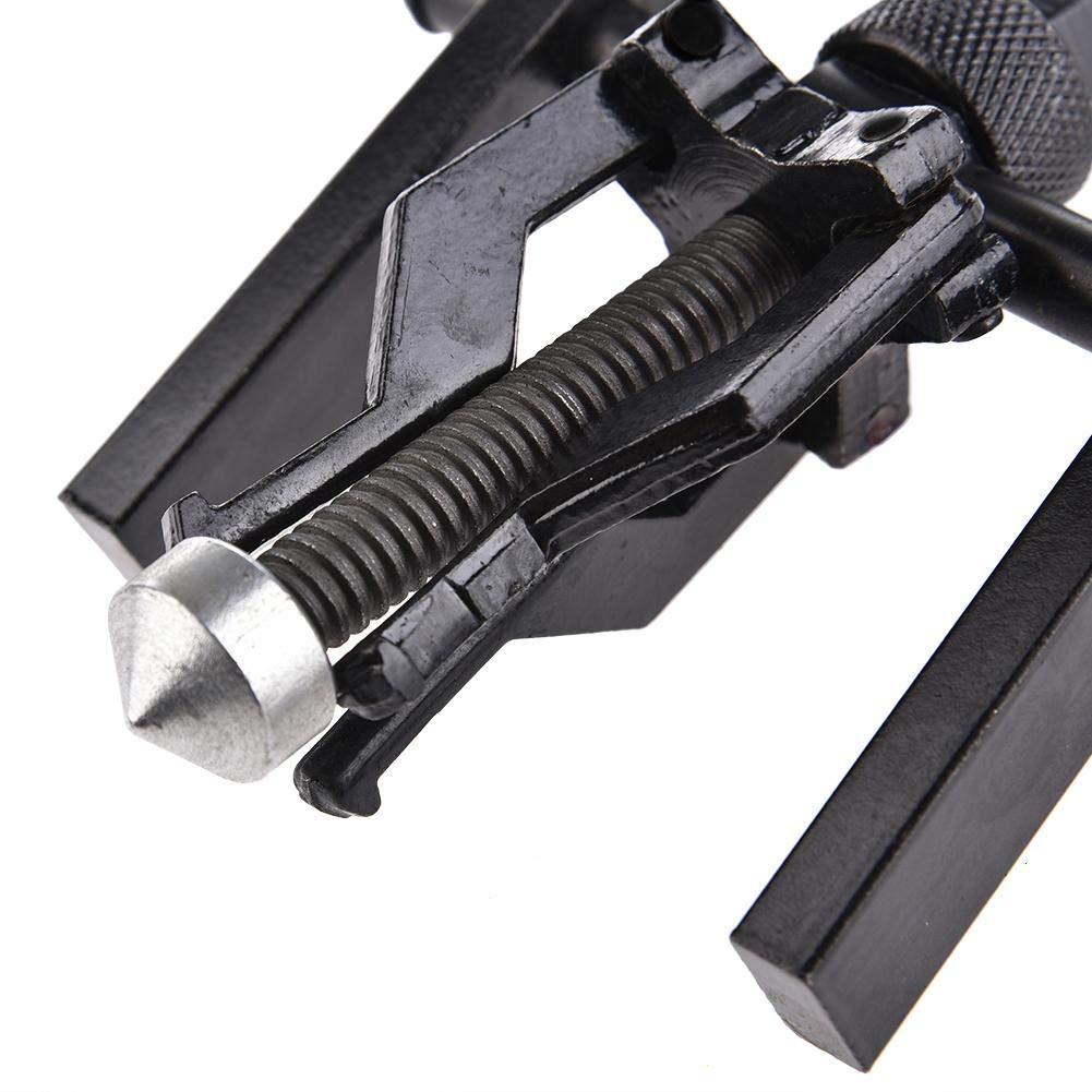 A Arrache moyeu universel,Outil dextracteur de dissolvant de roulement de batterie de bras dessuie-glace de voiture 16-38mm