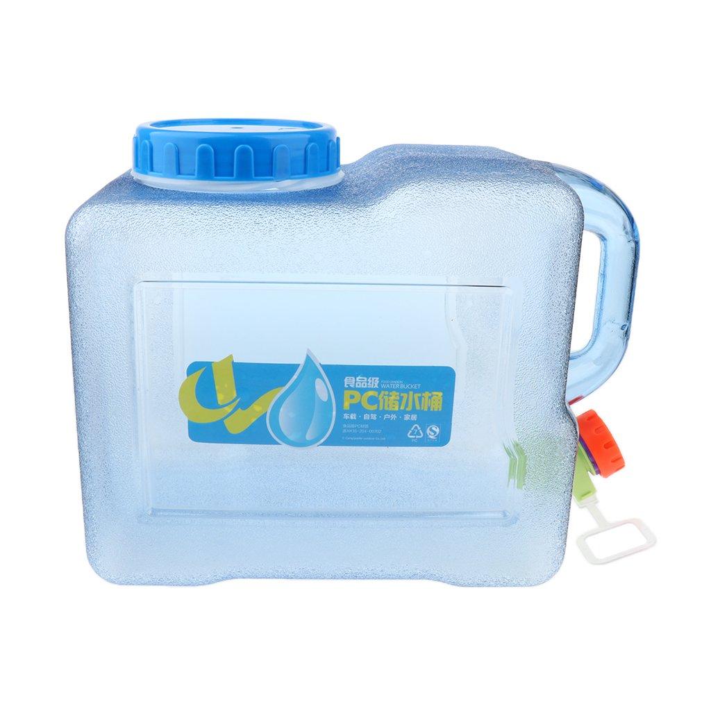 IPOTCH Kunststoff Wasserbeh/älter Wassertank tragbar Wasser Eimer