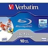 Verbatim 43736 - Discos de Blu-ray vírgenes