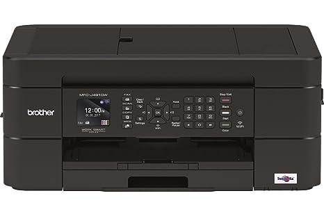 Brother MFCJ491DW Impresora de inyección de Tinta 4IN1 ...