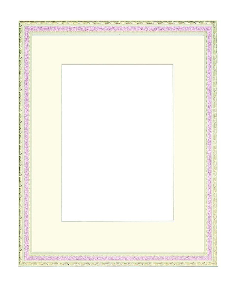 大額 水彩額 水彩F8 ピンク アクリル 5663 B01JBTM6GG ピンク ピンク