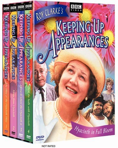Keeping Up Appearances - Hyacinth in Full Bloom Set (Vol. 1-4) (Keeping Up Appearances Season 2)