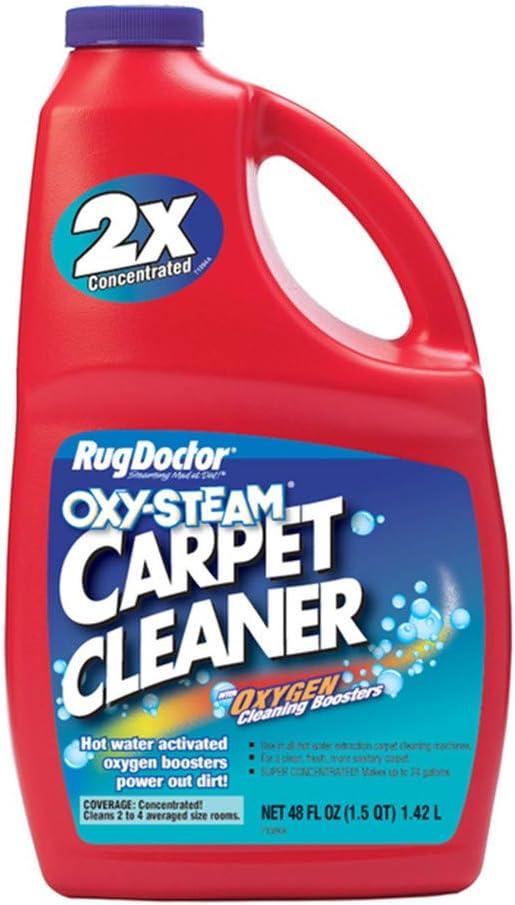 Rug Doctor Carpet Cleaner Oxy Bottle 48 Oz
