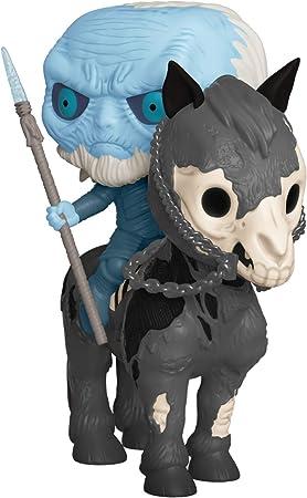 Funko- Pop Rides: Game of Daenerys On Dragonstone Throne Juego De Tronos Targaryen Standard 29165 Multicolor