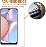 DOHUI Samsung Galaxy M30s Screen Protector, [Ultra Clear] 9H Scratch Resistant Premium Tempered Glass Screen Protector for Samsung Galaxy M30s [2-Pack]