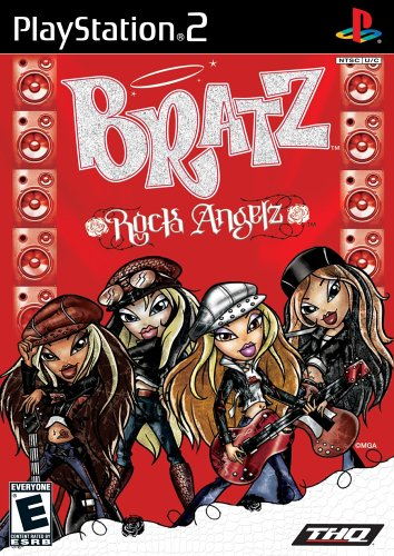 2 Bratz - Bratz Rock Angelz - PlayStation 2