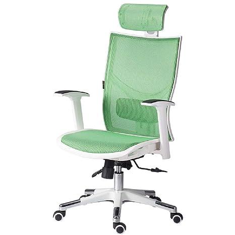 Amazon Com Ljha Mesh Ergonomic Office Chair Swivel Desk