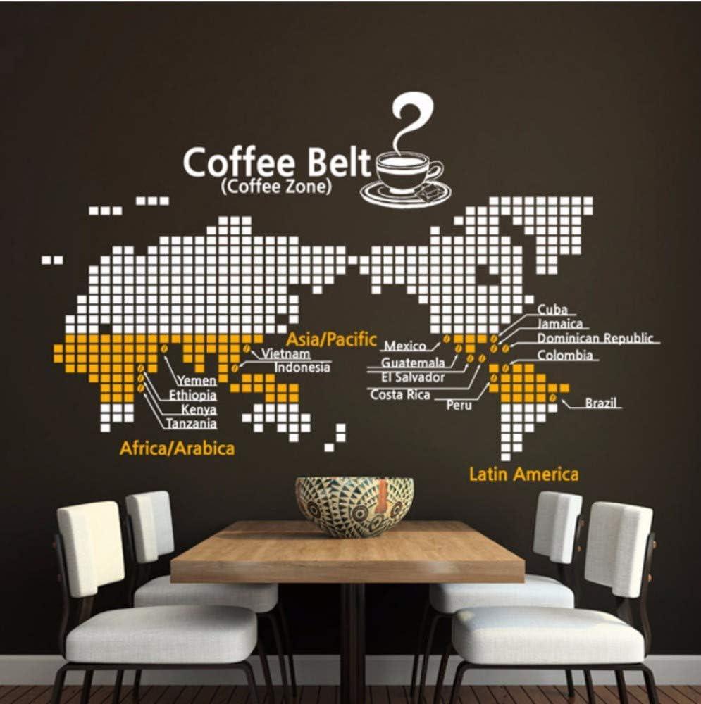 Café Coffee Cup Wall Sticker