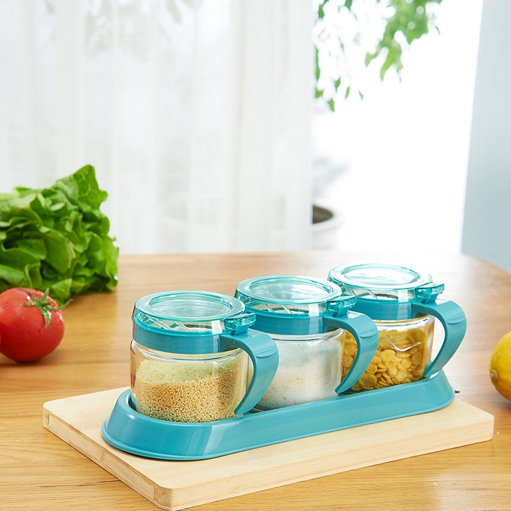 Dressing & Spice Dispensers