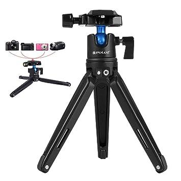 TLgf Estabilizador de trípode Profesional para cámara fotográfica ...