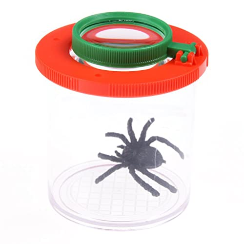 Bug Viewer Jars Bug Viewer With Double-lens Magnifying Viewers For Kids Children Educational