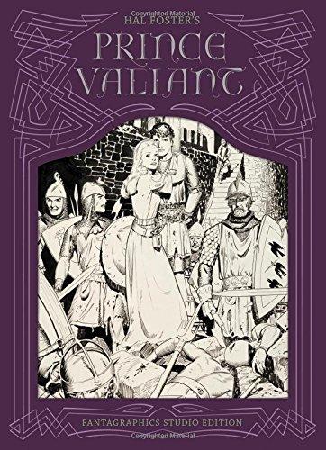 Fantagraphics Studio Edition: Hal Foster's Prince Valiant (Prince Valiant)