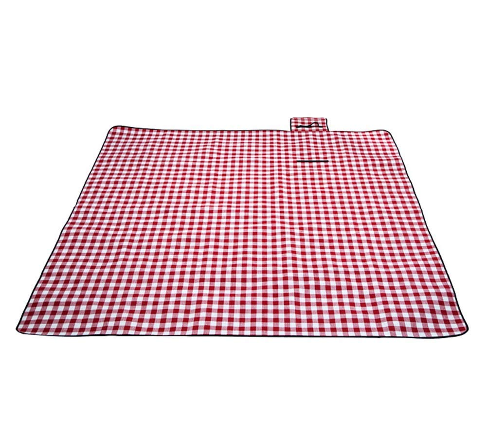 DADAO Picnic Mat Waterproof Polyester Extra Large, Picnic Blanket Outdoor Mat-Foldable Tote Great for Picnic, Beach and Camping,1,200x300cm