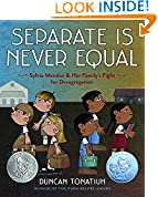 #3: Separate Is Never Equal: Sylvia Mendez and Her Family's Fight for Desegregation (Jane Addams Award Book (Awards))