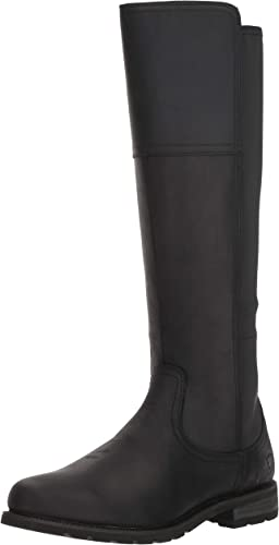 Black Women's Equestrian Horse Riding Boots [Ariat] Picture
