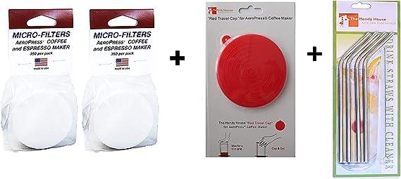 700 x AeroPress Paper Filters