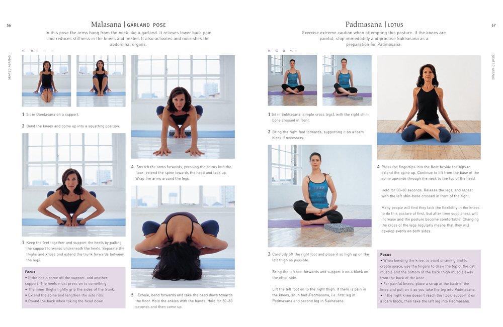 Iyengar Yoga: Amazon.es: Judy Smith: Libros en idiomas ...