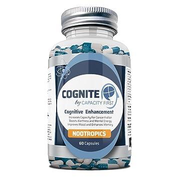 Fórmula nootrópica avanzada para mejorar el enfoque, la concentración, la memoria y la función cerebral | Alternativa efectiva a los medicamentos recetados: ...