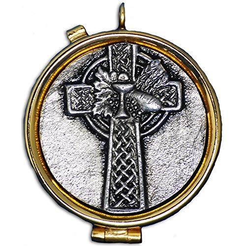 Terra Sancta Guild Celtic Cross PYX - Pyx-02