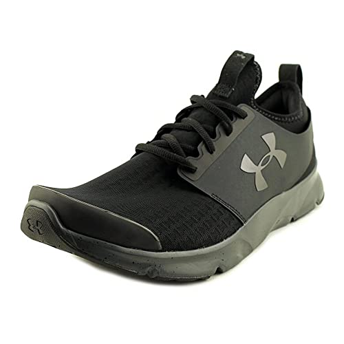 Under Armour Zapato de entrenamiento 'Zone 2' Under Armour para hombre (8.5 4E - Extra ancho, negro / blanco / blanco)