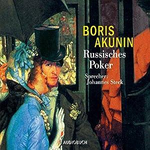 Russisches Poker (Fandorin ermittelt 5) Hörbuch