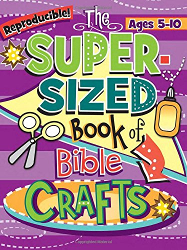 The Super Sized Book of Bible Crafts -