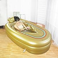 Bañera hinchable más gruesa tubo de adultos bañera