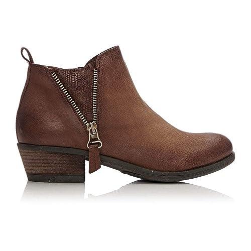 c2a9d00646c0 Moda In Pelle Bestifall Tan Leather 36: Amazon.co.uk: Shoes & Bags