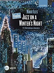 Violin Jazz on a Winter's Night + CD: 11 Christmas classics