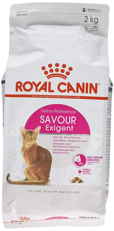 2XCat Food Exigent Savour Sensation Dry Mix 2 kg