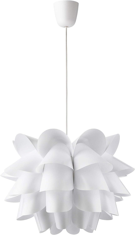 Ikea Fba 600 713 44 600 713 44 Knappa Pendant Lamp White Amazon Com