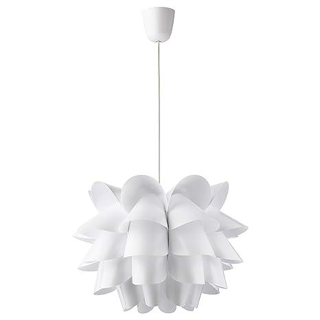 Ikea FBA_600.713.44 600.713.44 Knappa Pendant Lamp, White