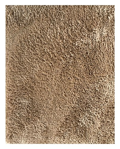 - Mohawk Home Cut To Fit Royale Velvet Plush Bath Carpet, Antique Linen, 5 by 6 Feet