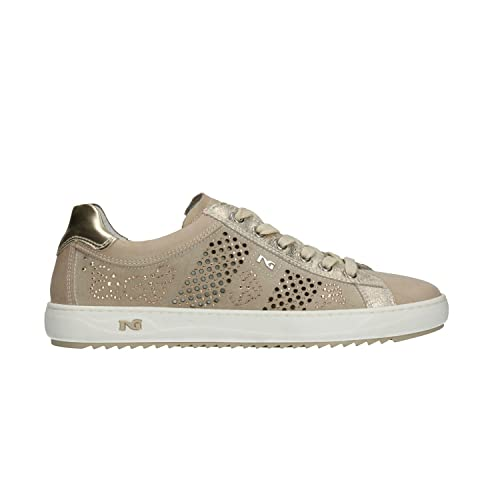 NERO GIARDINI Sneakers scarpe donna sabbia 5100 mod. P805100D
