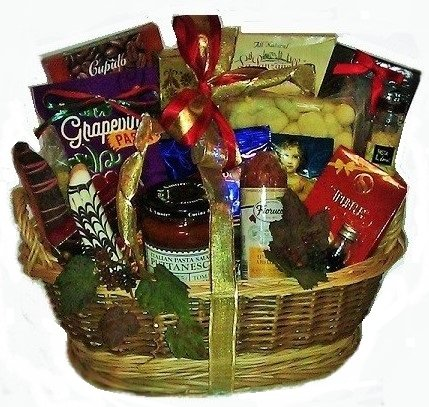 Mama Mia Now That's Italian Gourmet Gift Basket by Goldspan Gift Baskets