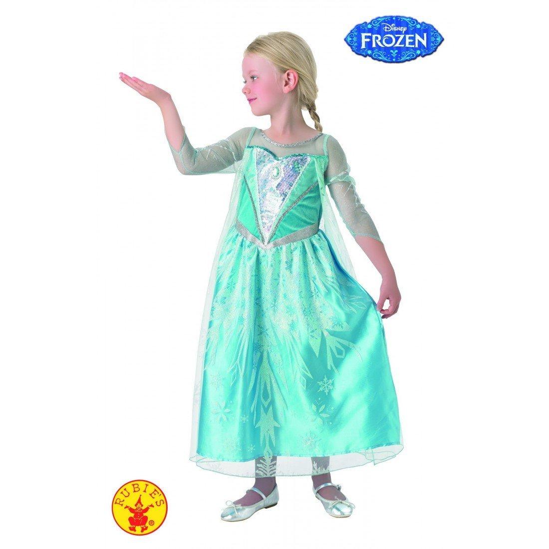 Frozen – Elsa Kostüm, L (Rubie 's Spain Spain Spain 610869-l) e236cf