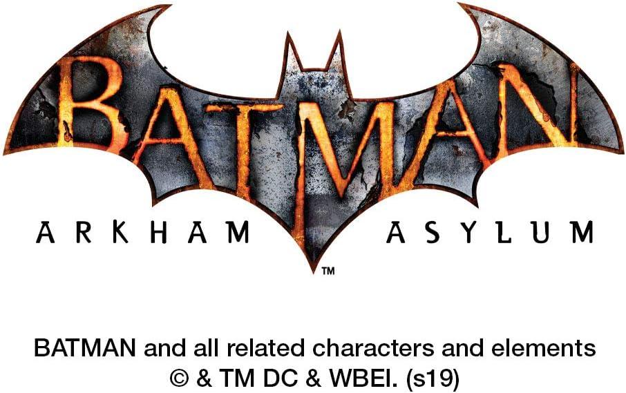 Graphics and More Batman Arkham Asylum Video Game Joker Novelty Metal Vanity Tag License Plate