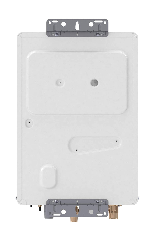Euro White Rinnai V53DeP Tankless Water Heaters