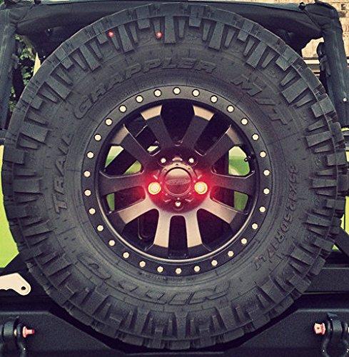 Jeep-Wrangler-Led-Lug-Nut-Light-Kit-Resilient-Off-Road-TJ-JK-LJ-YJ-CJ-XJ