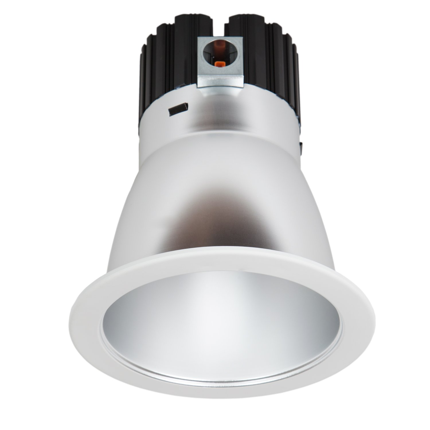 Maxxima 6 in. Commercial Recessed LED Downlight, Dimmable, 18 Watts, 1500 Lumens, 4000K Neutral White, Energy Star, Junction Box Included, Architectural Downlight (2 Pack) by Maxxima (Image #3)