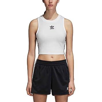 Adidas Crop Camiseta, Mujer