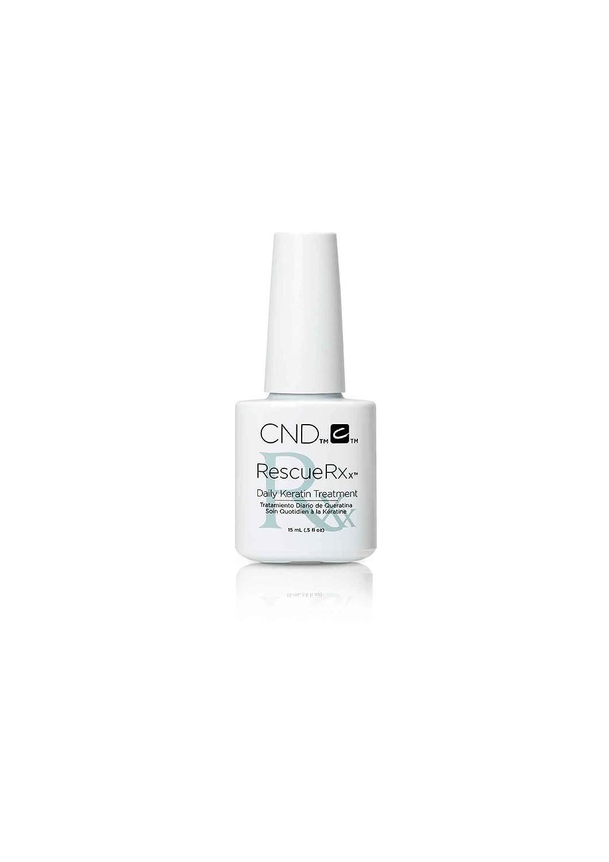 Amazon.com: CND RescueRXx Daily Keratin Treatment: Luxury Beauty