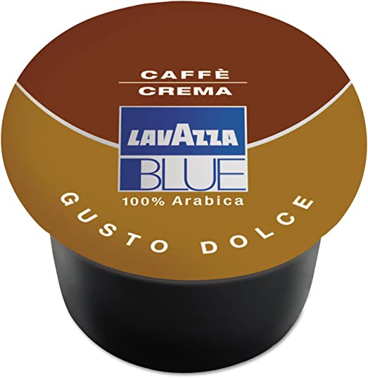 Amazon.com: Lavazza Blue - Cápsulas de espresso, crema Dolce ...