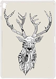 Abs Phone Case for Girl Fashionable Compatible with Apple Ipad Air 2 Printing Deer 2