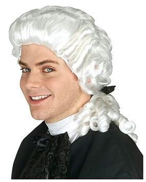 Peluca hombre Rococo
