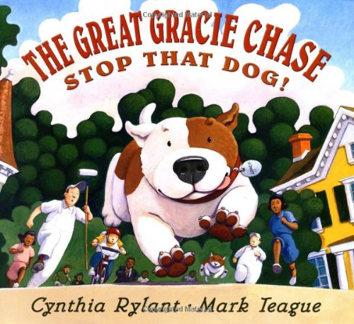 The Great Gracie Chase: Stop that Dog! ebook
