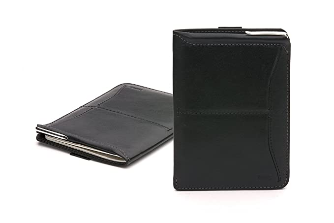 Cartera de piel Bellroy Passport Sleeve Black